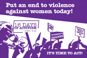 Activism Against Gender-Based Violence