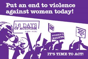 Activism Against Gender-Based Violence