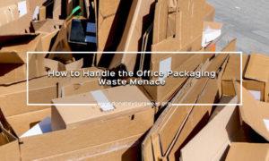 Handle Packaging Waste
